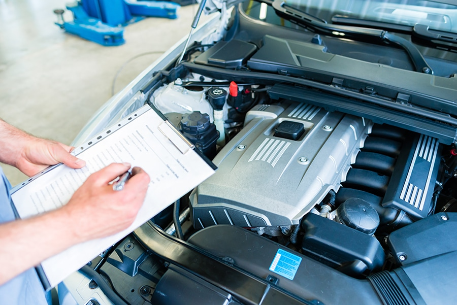 Car Maintenance Checklist
